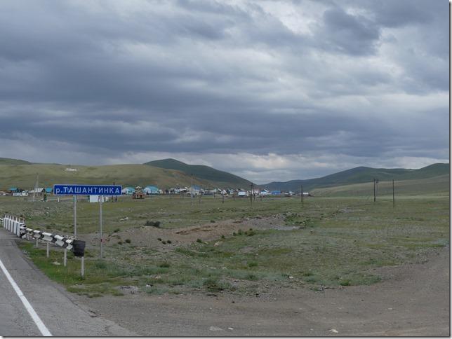 Sur la route - Altaï - dernière ligne droite vers la frontière (11)