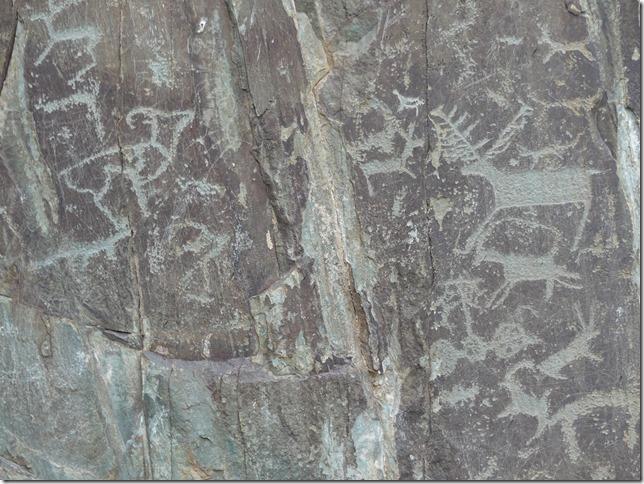 Sur la route - Altaï - pétroglyphes (14)