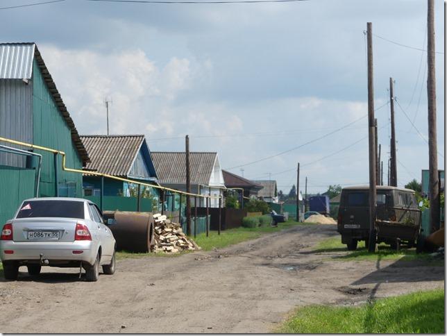 Village russe - Sibérie (16)
