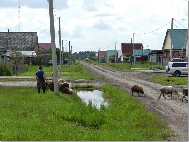 Village russe - Sibérie (31)