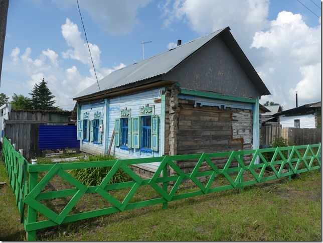 Village russe - Sibérie (3)