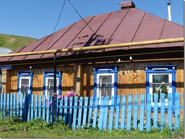 Yelabuga - maisons russes (1)