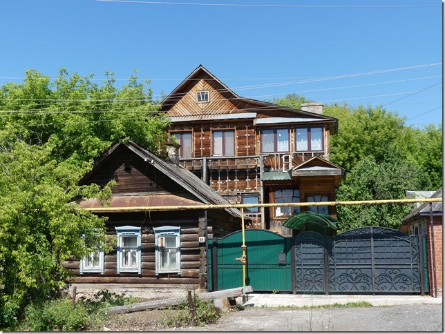 Yelabuga - maisons russes (4)