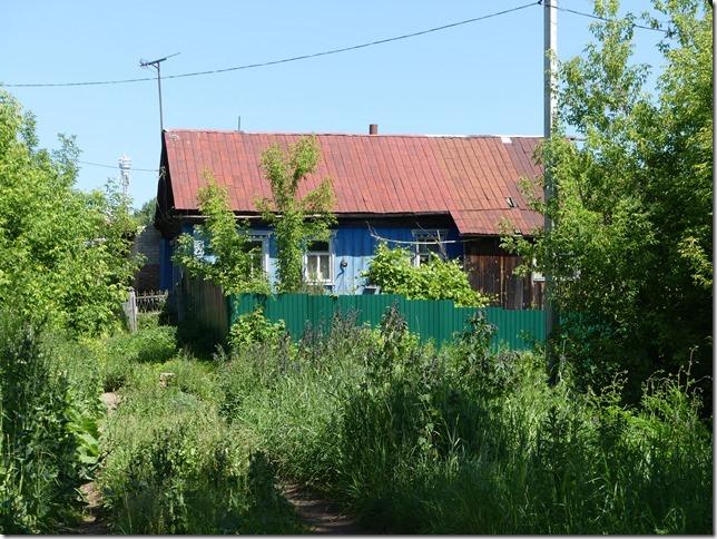 Yelabuga - maisons russes (5)