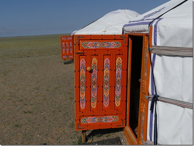Désert du Gobi - bivouac falaises de feu Bayanzag (31)