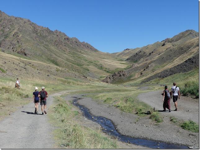 Désert du Gobi -Canyon Yoliin Am (10)