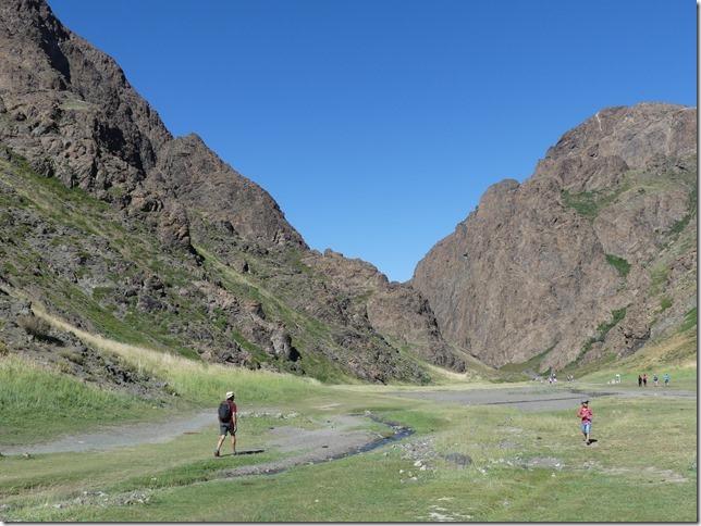 Désert du Gobi -Canyon Yoliin Am (17)