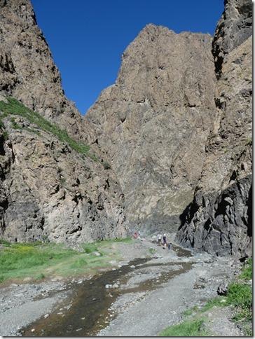 Désert du Gobi -Canyon Yoliin Am (45)