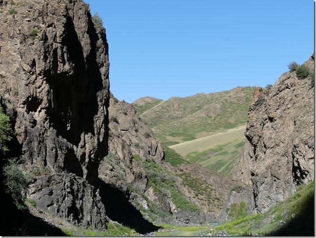 Désert du Gobi -Canyon Yoliin Am (47)