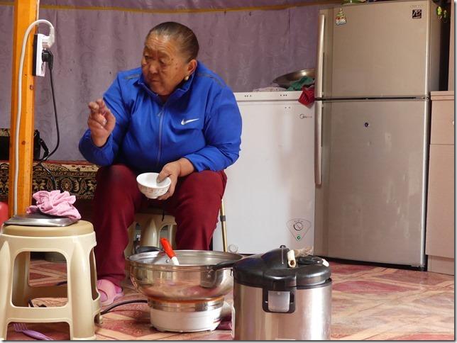 Désert du Gobi - Dalanzadgad - famille de Soyoloo (22)
