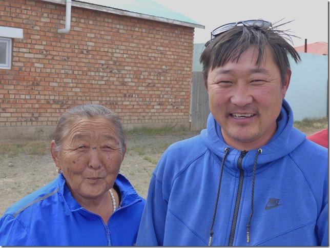 Désert du Gobi - Dalanzadgad - famille de Soyoloo (53)