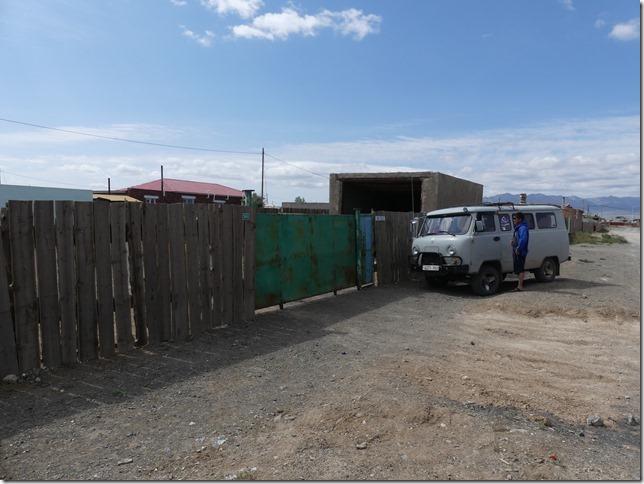 Désert du Gobi - Dalanzadgad - famille de Soyoloo (57)