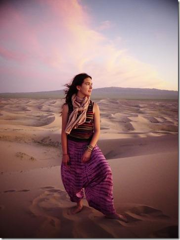 Désert du Gobi - Dunes de Khongoryn Els (127)