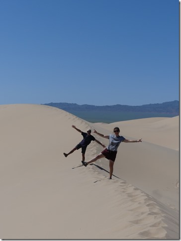 Désert du Gobi - Dunes de Khongoryn Els (191)