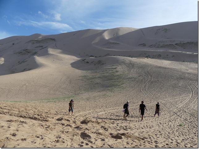 Désert du Gobi - Dunes de Khongoryn Els (28)