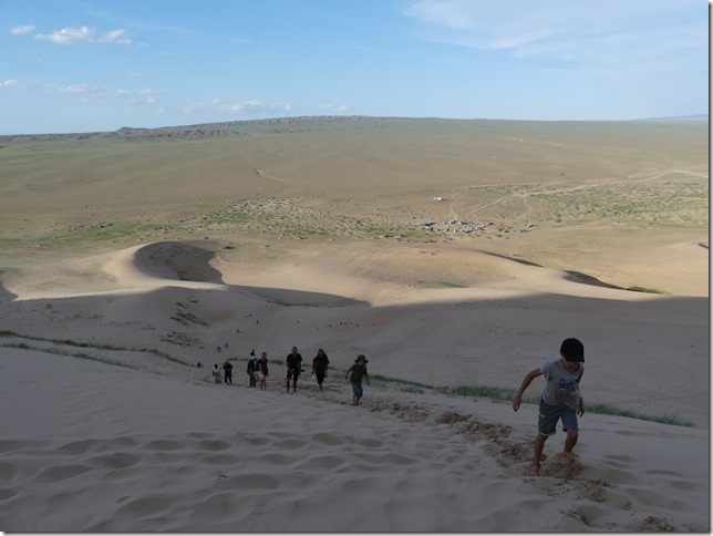 Désert du Gobi - Dunes de Khongoryn Els (40)