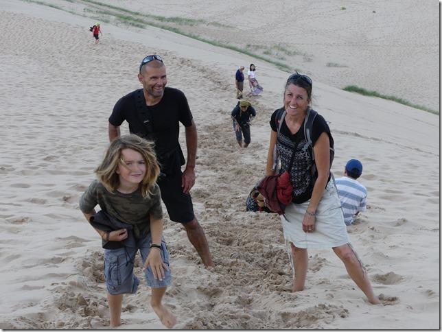 Désert du Gobi - Dunes de Khongoryn Els (45)