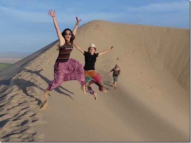 Désert du Gobi - Dunes de Khongoryn Els (66)