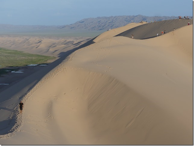 Désert du Gobi - Dunes de Khongoryn Els (71)