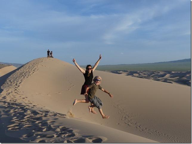 Désert du Gobi - Dunes de Khongoryn Els (76)