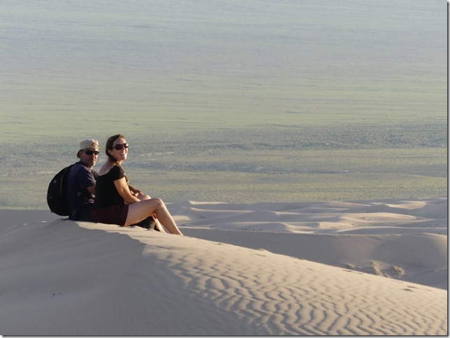 Désert du Gobi - Dunes de Khongoryn Els (84)