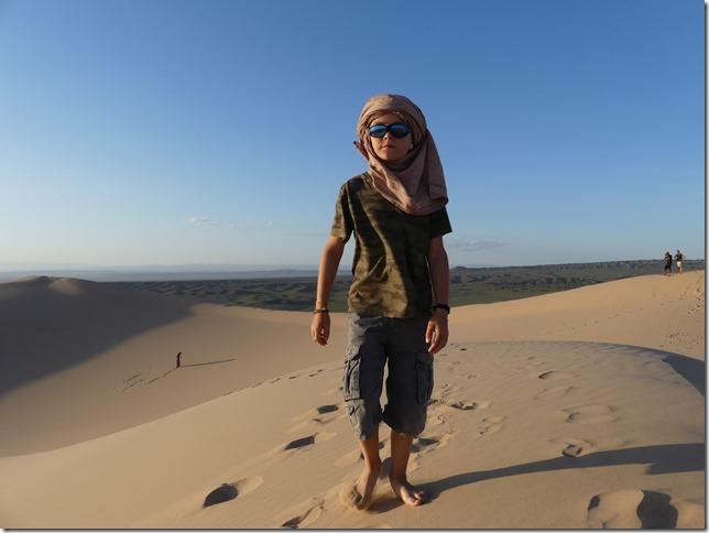 Désert du Gobi - Dunes de Khongoryn Els (87)