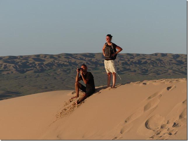 Désert du Gobi - Dunes de Khongoryn Els (88)