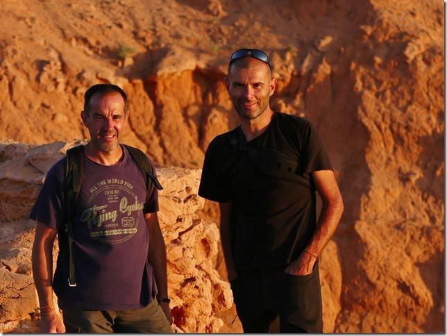 Désert du Gobi - falaises de feu Bayanzag (73)