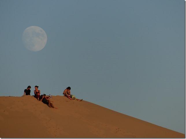 Désert du Gobi - Nuit dans les dunes de Khongoryn Els (21)