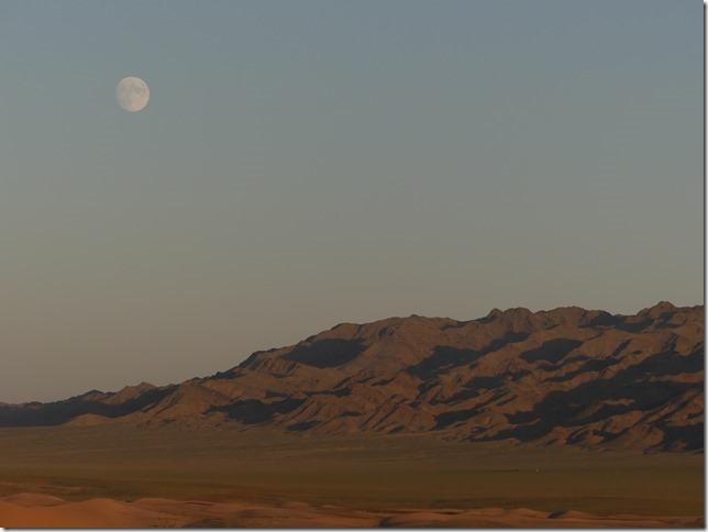 Désert du Gobi - Nuit dans les dunes de Khongoryn Els (22)