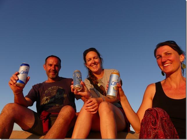 Désert du Gobi - Nuit dans les dunes de Khongoryn Els (24)