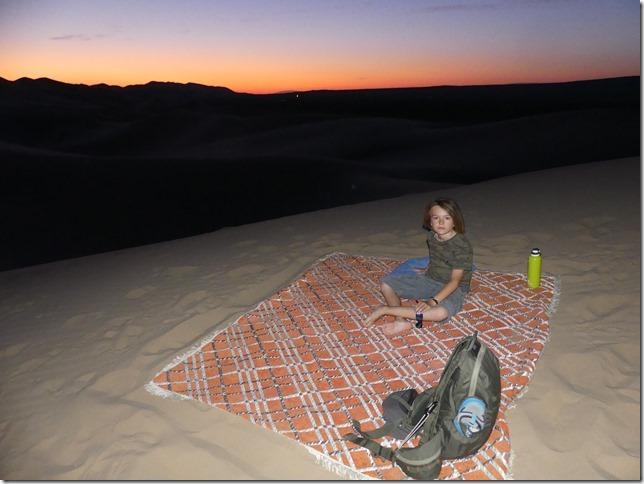 Désert du Gobi - Nuit dans les dunes de Khongoryn Els (50)