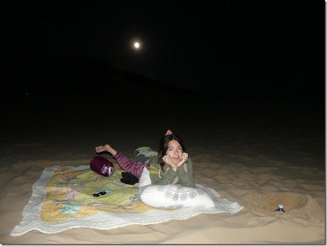 Désert du Gobi - Nuit dans les dunes de Khongoryn Els (53)