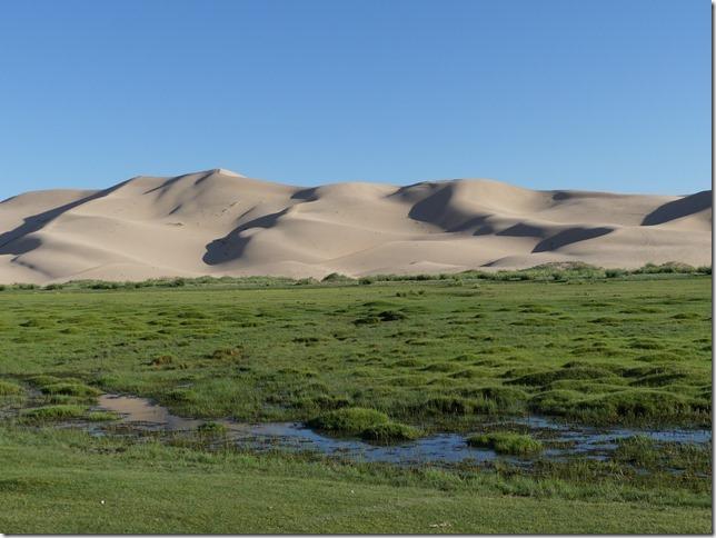 Désert du Gobi - Nuit dans les dunes de Khongoryn Els (5)