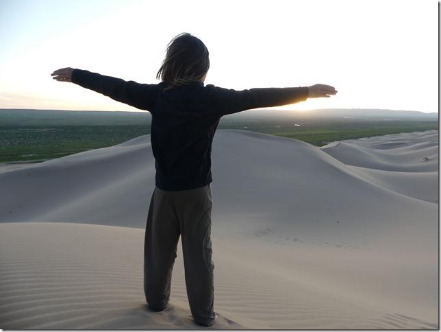 Désert du Gobi - Nuit dans les dunes de Khongoryn Els (67)