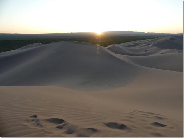 Désert du Gobi - Nuit dans les dunes de Khongoryn Els (69)