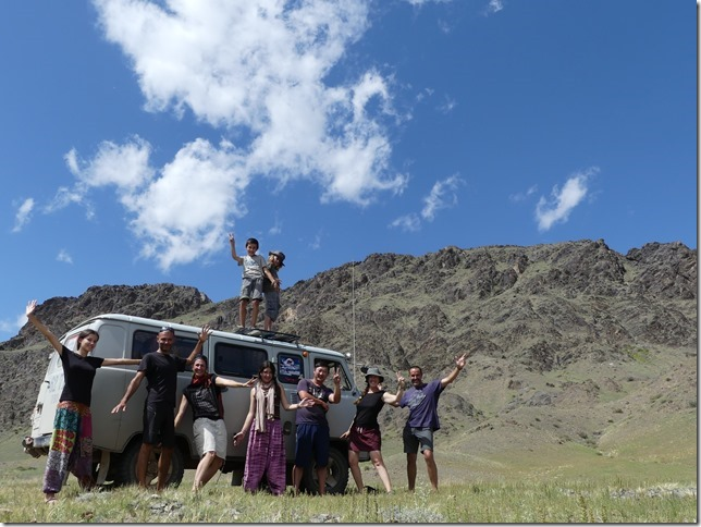 Désert du Gobi - sur la route des dunes (27)
