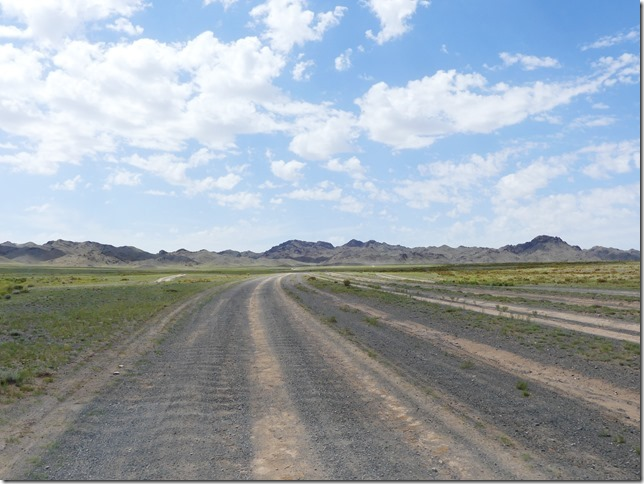 Désert du Gobi - sur la route des dunes (5)