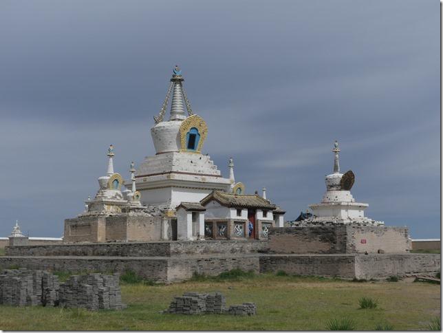 Kharkorin -  monastère Erdene Zuu  (133)