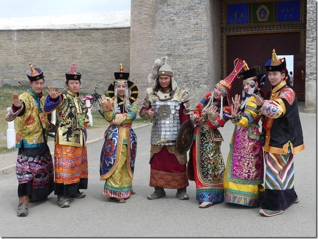 Kharkorin -  monastère Erdene Zuu  (181)