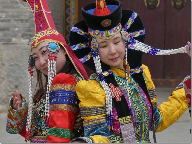 Kharkorin -  monastère Erdene Zuu  (184)