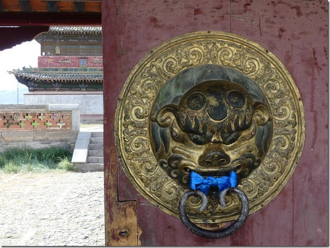 Kharkorin -  monastère Erdene Zuu  (1)
