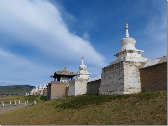 Kharkorin -  monastère Erdene Zuu  (35)