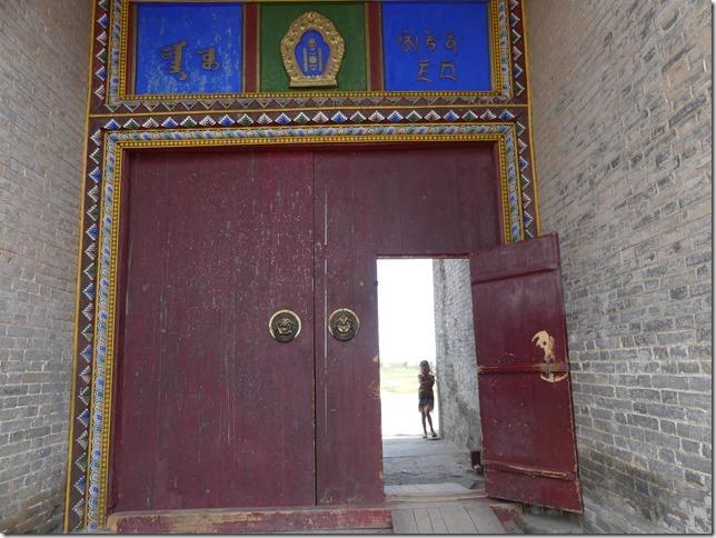 Kharkorin -  monastère Erdene Zuu  (58)