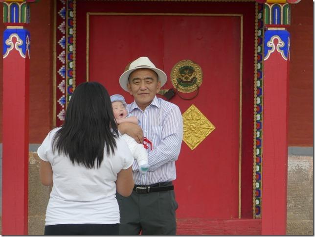 Kharkorin -  monastère Erdene Zuu  (66)