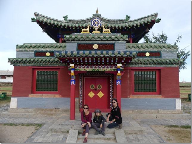 Kharkorin -  monastère Erdene Zuu  (67)