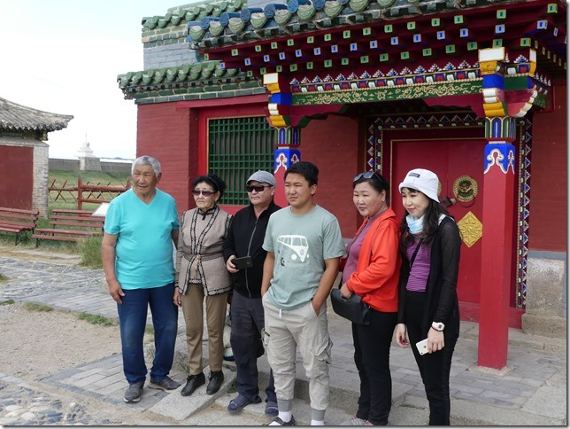 Kharkorin -  monastère Erdene Zuu  (73)