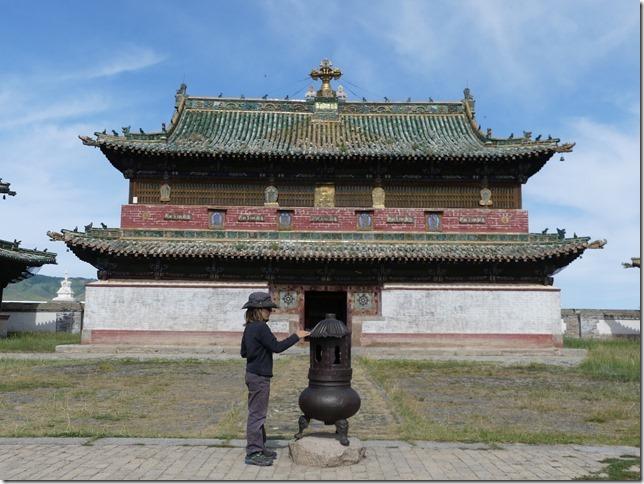 Kharkorin -  monastère Erdene Zuu  (78)