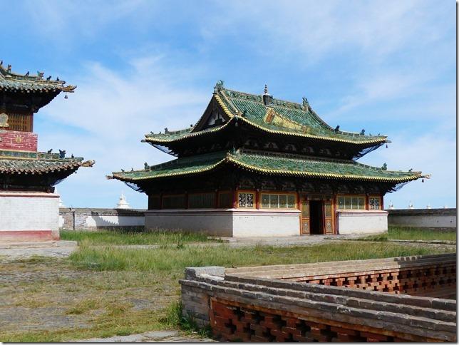 Kharkorin -  monastère Erdene Zuu  (79)