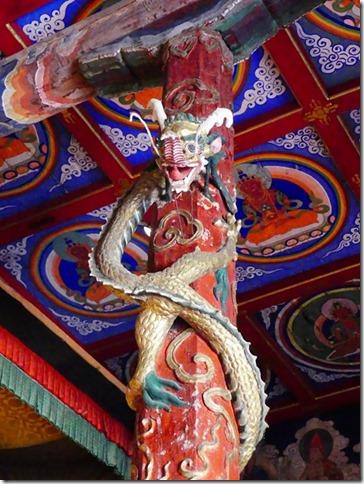 Kharkorin -  monastère Erdene Zuu  (7)